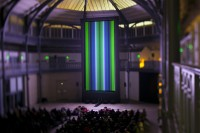 Glasgow Short Film Festival 2015 opens with Vertical Cinema at The Briggait_Photo eoin carey